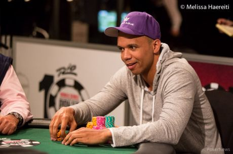 The Online Railbird Report: Ivey Wins PokerStars' Biggest Pot of Year But Still Down