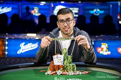 Idan Raviv Venceu o Evento #12: $1,500 No-Limit Hold'em 6-Handed ($457,007)