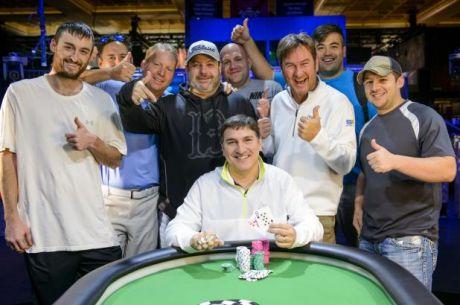 WSOP 2015:  Keith Lehr Trijumfovao na  NLH Championshipu,  Pobeda u Senci Skandala