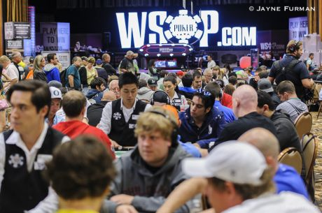 2015 World Series of Poker Millionaire Maker Draws 7,275, Down a Bit from 2014