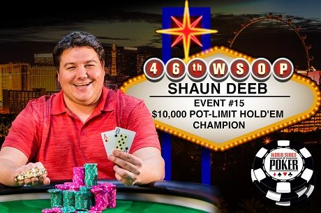 2015 WSOP Day 11: Three First Bracelets to Maslak, Hutter, and Deeb