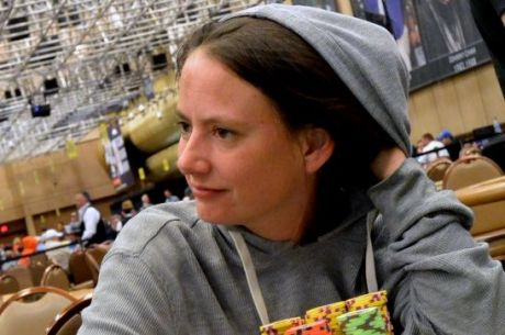 Vegas Grinder Wendy Freedman Bags Big on Day 2 of 2015 WSOP Millionaire Maker