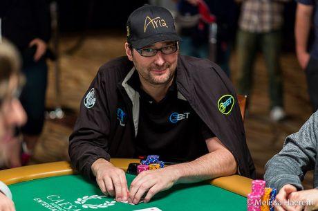 WSOP 2015: Phil Hellmuth Aproxima-se da Bracelete #14 no $10k Razz & Mais