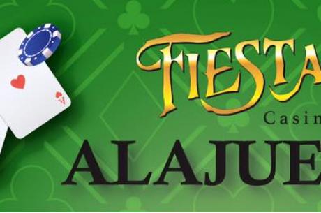 Casino Fiesta Alajuela anuncia torneo