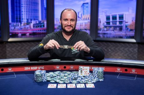 Mike Leah Makes Final Table of WSOP $10,000 Razz Championship, Eyeing Second Bracelet