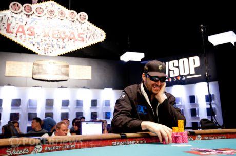 Phil Hellmuth vyhrál svůj 14. náramek WSOP