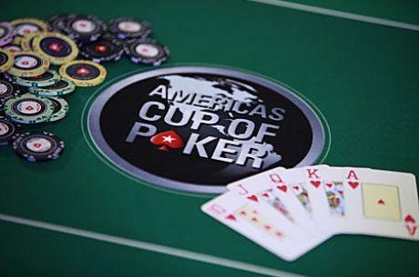 Hoy empieza  la Americas Cup of Poker 7 en Chile