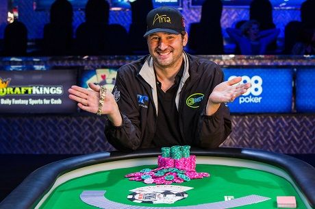 2015 WSOP Day 13: Phil Hellmuth Does it Again, Wins 14th Bracelet