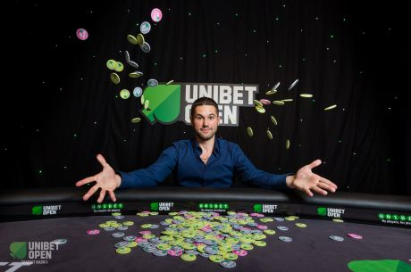 Daniel Chutrov Wins the 2015 Unibet Open Glasgow Main Event