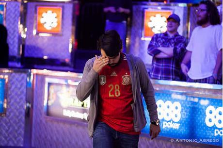 "Adrian ""Pile Driver"" Buckley vence a Javier Zarco en el Heads-Up del Millionaire Maker"