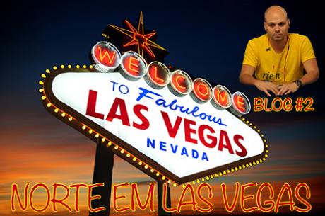 Norte em Las Vegas: O Primeiro Milho foi para os Pardais!