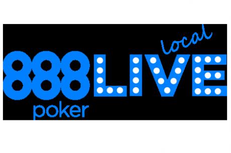 25.-28. juunil toimub Olympic Casinos 888Live Local Series pokkerifestival