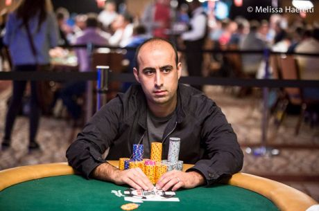 WSOP Day 15: Daniel Alaei Books Fifth Bracelet; Ben Zamani Seeks Redemption