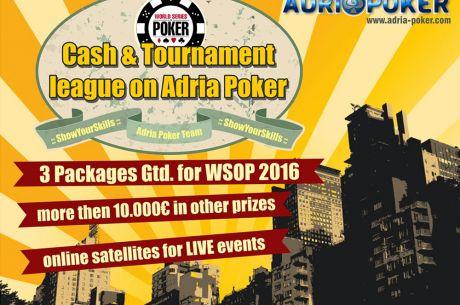 Adria Poker Vas Vodi u Las Vegas