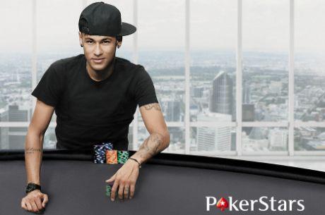Con PokerStars Vinci 5.000 Euro e Incontri Neymar