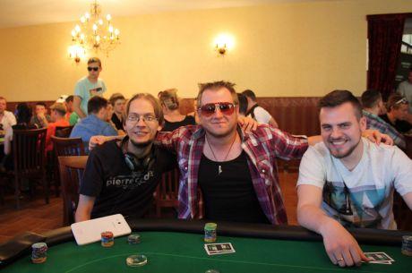 LSPF stovykloje susirinko sportinio pokerio žaidėjai iš visos Lietuvos