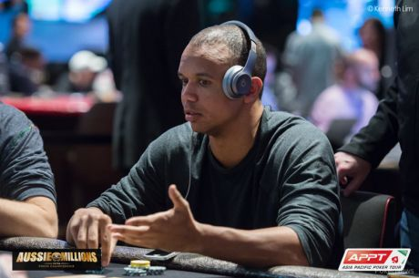 The Online Railbird Report: Nearly $750,000 Down the Drain for Phil Ivey