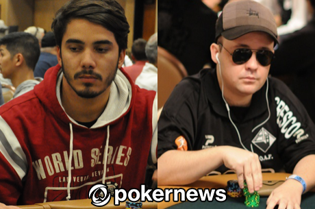José Carlos Brito e Ezgam no Dia 2 do MONSTER STACK