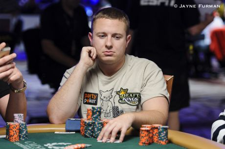WSOP 2015: Brian Hastings Lidera Final Table do $10K Seven Card Stud Championship & Mais