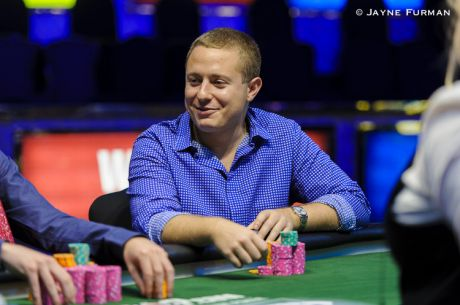 Brian Hastings Takes Over PokerNews' Instagram; Makes Final Table