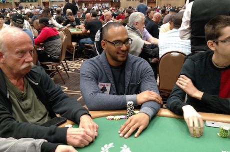 Surviving the 2015 WSOP: Former Reality Star Albert Destrade Tries His Hand at Poker