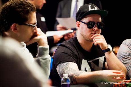 Somodi Balázs 7. lett a WSOP $1.000-os Omaha versenyén