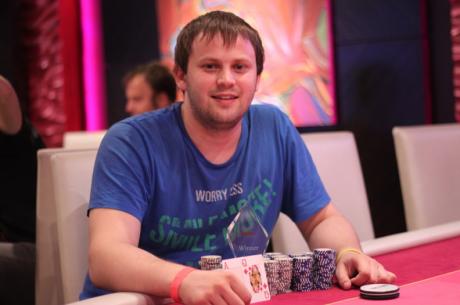 Juuni Olybet Poker Series Live turniiril domineeris netiproff Jargo Alaväli