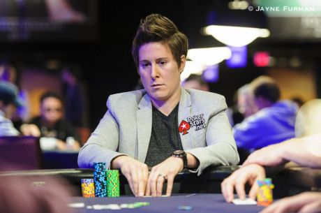 Vanessa Selbst Kicks Off Her 2015 WSOP By Amassing a Monster Stack