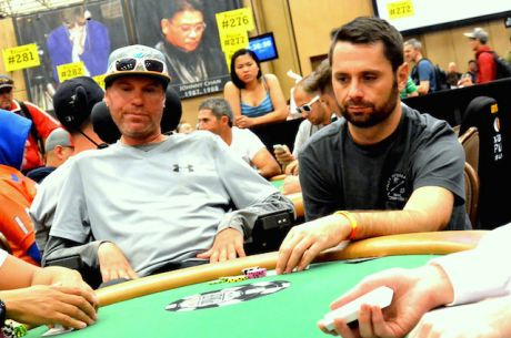 Jeff Fogel's 2,513-Mile Journey: From 3-5 Years to Live with ALS to the 2015 WSOP