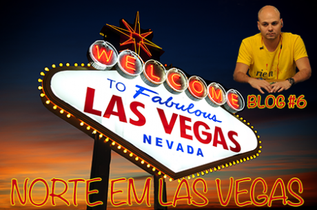 Norte em Las Vegas: OUT do Monster Stack e Planos!