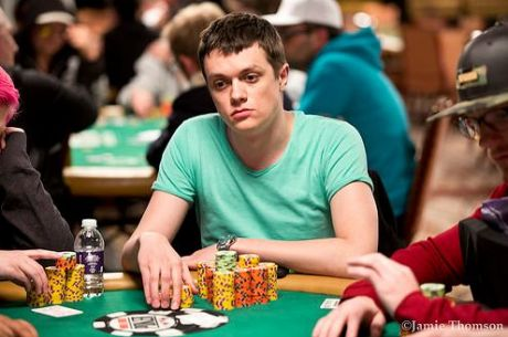 Artur Rudziankov má blízko náramek WSOP!