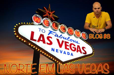 Norte em Las Vegas: Mudança de Planos e Dia 2 do $1,500 Split Format Hold'em