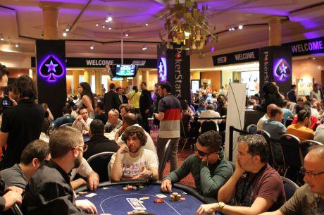 Julián Cabello encabeza el PokerStars Marbella Festival tras el Día 1a