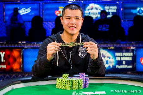 Perry Shiao - Poker Dealer Novi WSOP Monster Stack Milioner