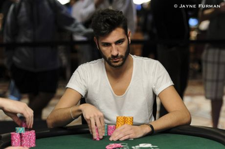 Italian Dario Sammartino Keeps the Ball Rolling with Another Big Result at the WSOP