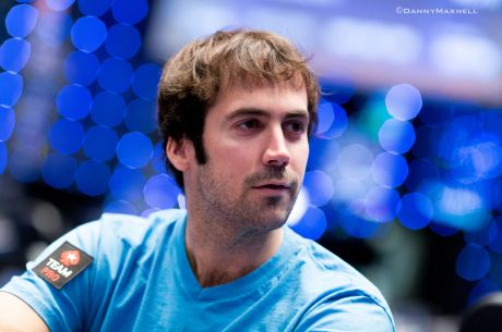 2015 World Series of Poker: Jason Mercier holt 3. Bracelet