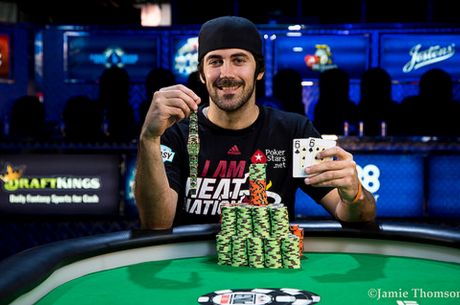 No More Brick City: Team PokerStars Pro Jason Mercier Captures Third WSOP Bracelet
