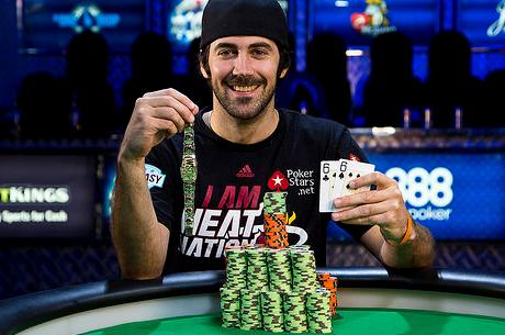Jason Mercier megnyerte 3. világbajnoki karkötőjét