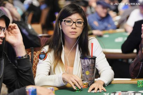 Xuan Liu, One of Poker's Top Female Players, Has a Love Affair with Comic Books
