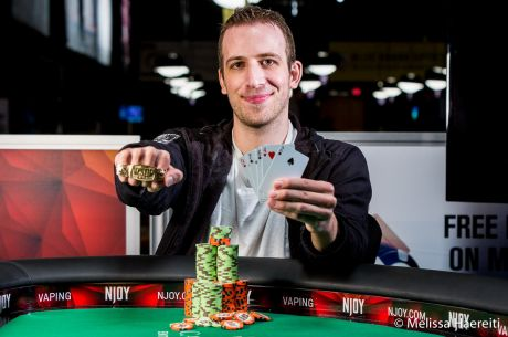 UK & Ireland PokerNews Round-Up: Another British Bracelet Winner