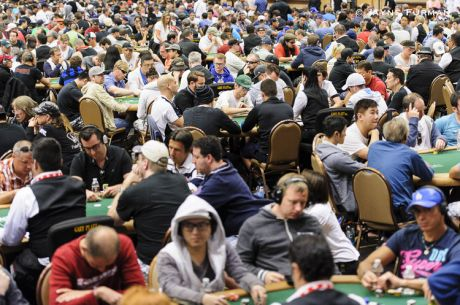 Dispatches from the WSOP: In Vegas, In Position