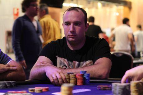 Darío Carrión lidera a los 61 supervivientes del PokerStars Marbella Festival