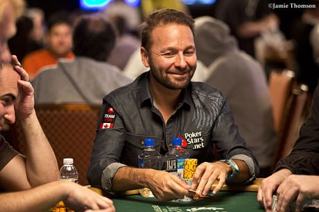 Daniel Negreanu Finishes Third at $10K Stud Hi-Low Final Table (Updated: 11:59 p.m.)