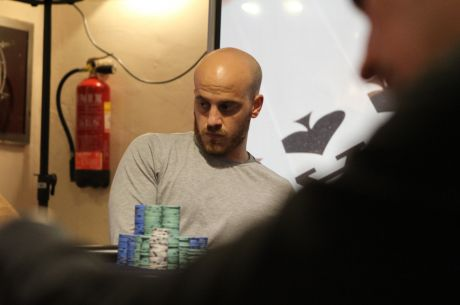 José Ángel Latorre 'Cejakas14' lidera los 8 supervivientes del PokerStars Marbella Festival