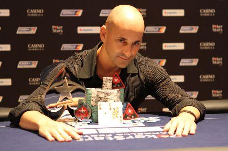 Isidoro Barreña da la sorpresa y se lleva el PokerStars Marbella Festival 2015