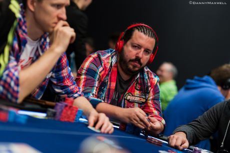 2015 World Series of Poker: Max Pescatori gewinnt 4. Bracelet