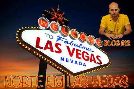 Norte em Las Vegas: Pool Party e Eliminado do $1,500 NLH