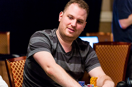 Scott Seiver vezeti az $50.000-os The Poker Players' Championship mezőnyét