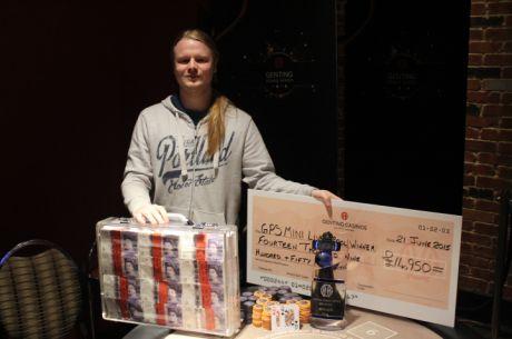 Matty Stitt Wins Inaugural GPS Mini Liverpool For £14,450