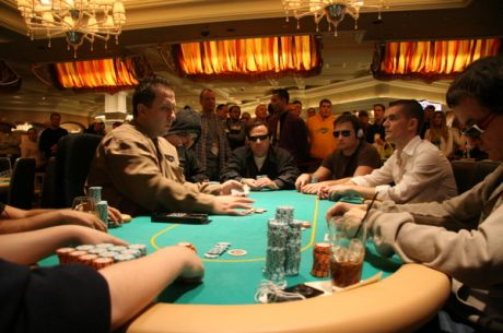 Norte em Las Vegas: Cash no Bellagio & Evento #47 WSOP